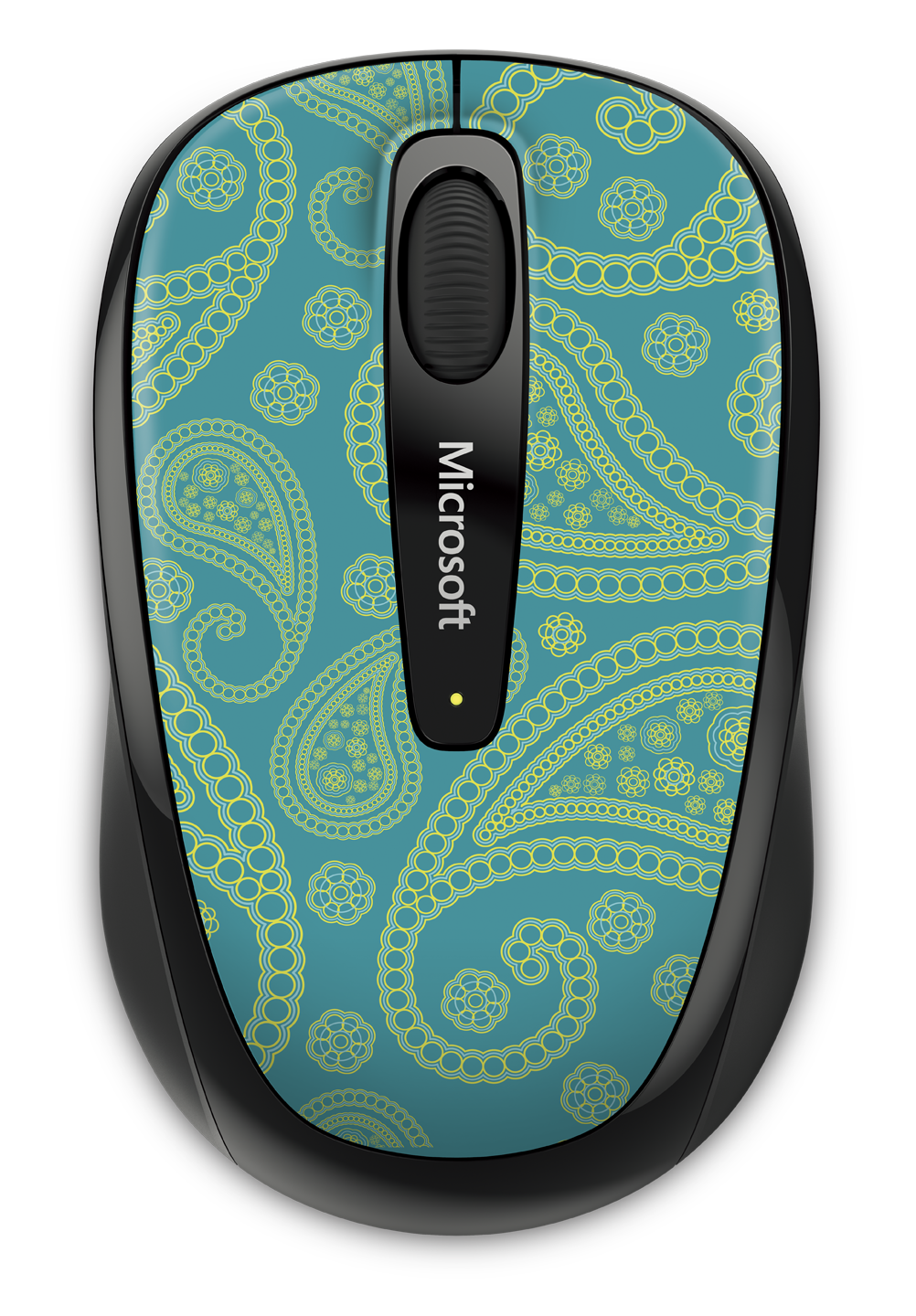 Wireless Mobile Mouse 3500 Limited Edition Paisley