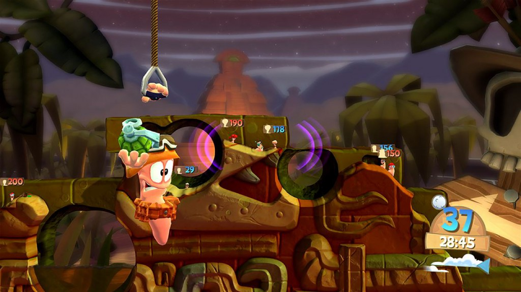 Worms Battleground XBox
