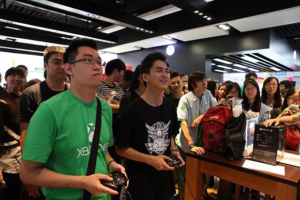 Xbox One China Launch 2