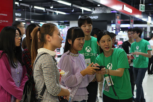 Xbox One China Launch 5