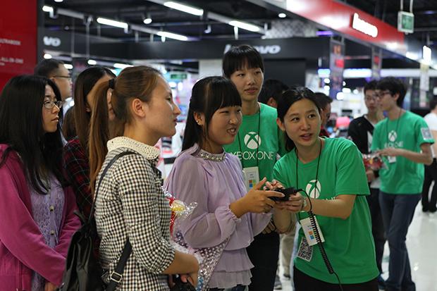 Xbox One China Launch 5