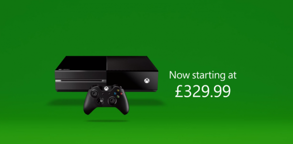xbox one UK price cut