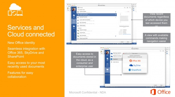 More Details About Upcoming Office For Mac Leaked, Release