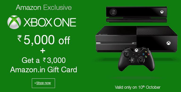Amazon India Xbox