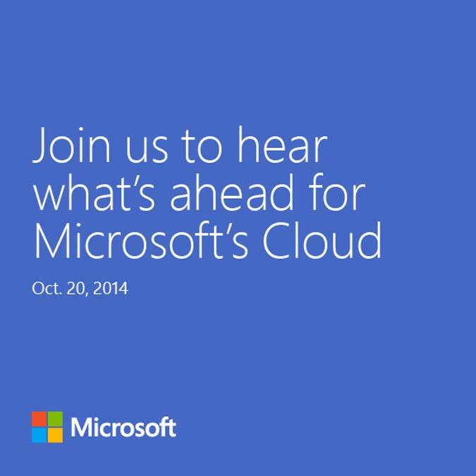 Microsoft Cloud Event