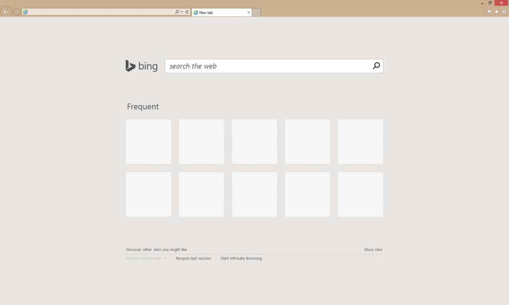 Microsoft IE Update