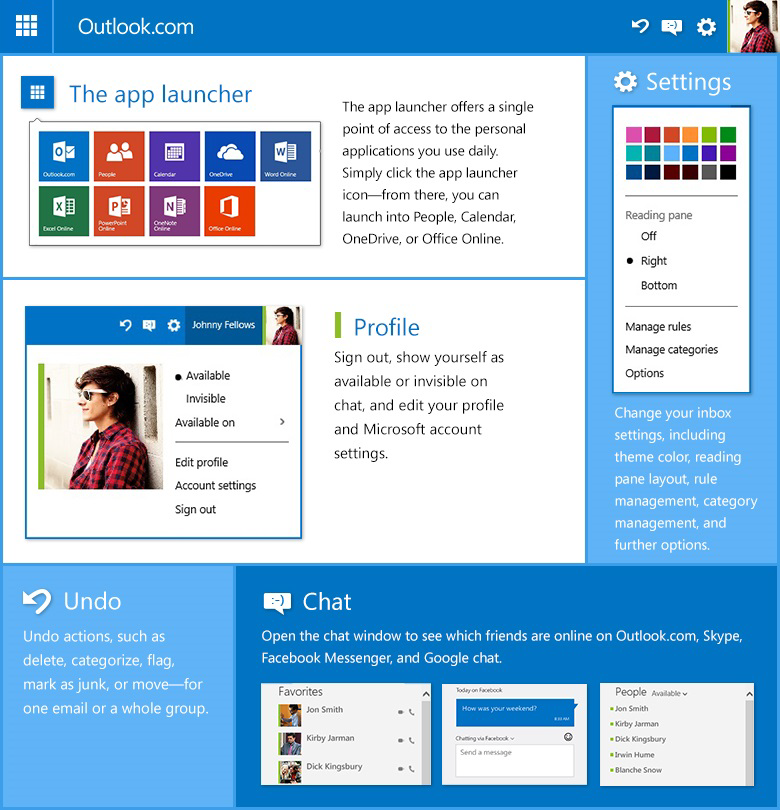 Office app launher
