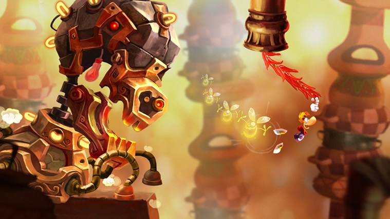 Rayman Fiesta Run Windows Store. 1jpg