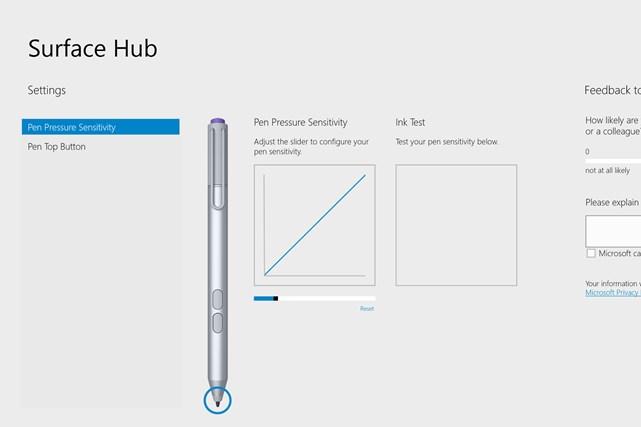 Surface Hub Windows Store