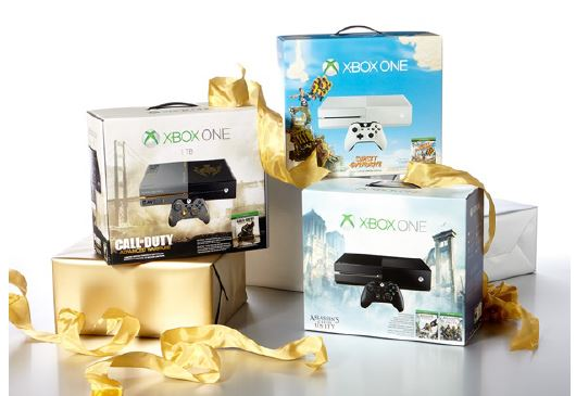 Xbox One Holiday Offer