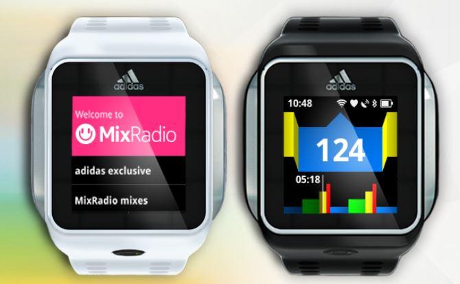 Adidas MixRadio