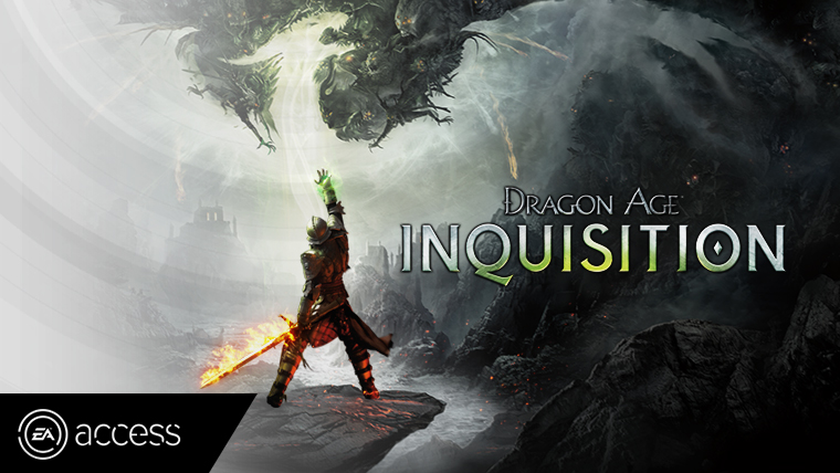 Dragon age inquisition EA Access