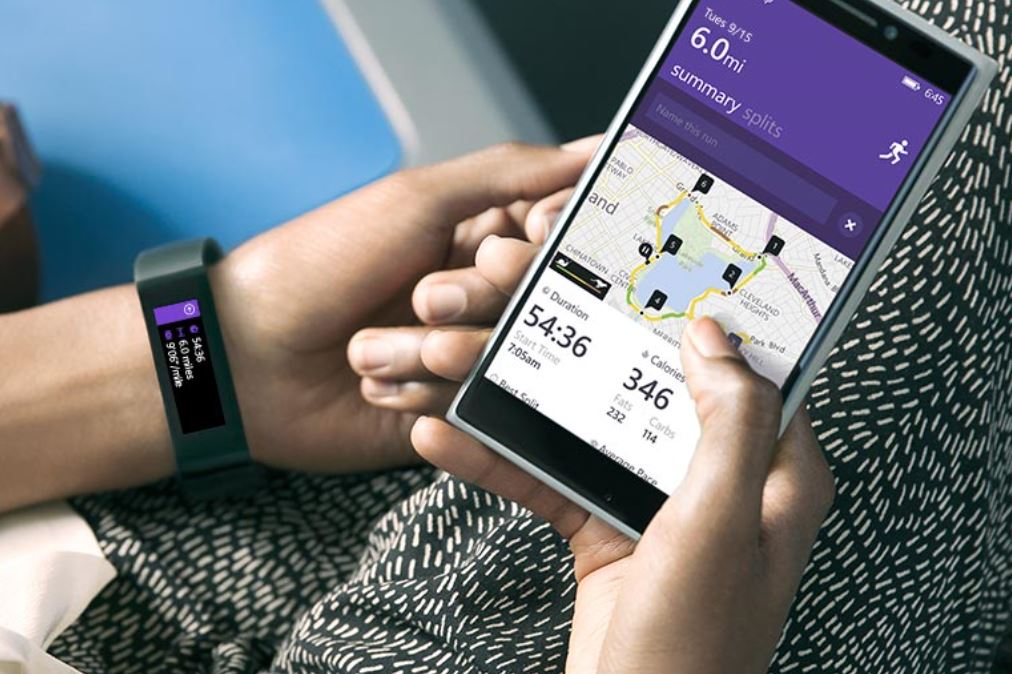 Microsoft Band new