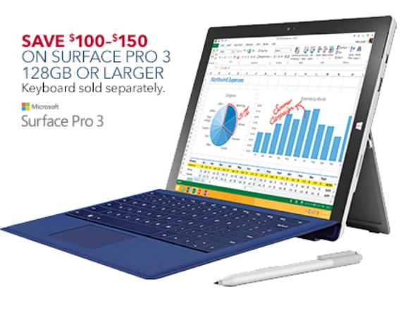 Surface Best Buy Deal