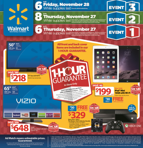 Walmart Xbox One