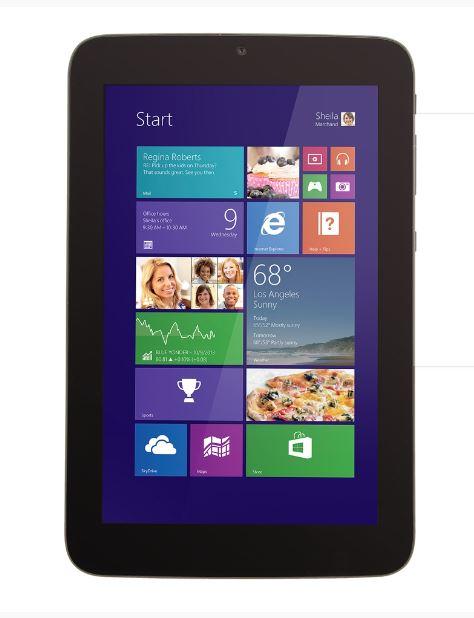 WinBook Windows Tablet