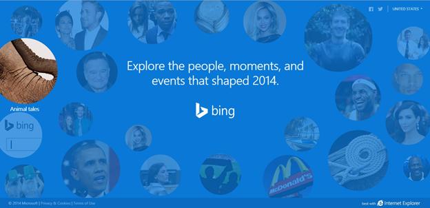 Bing Trends