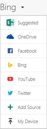 Bing sway