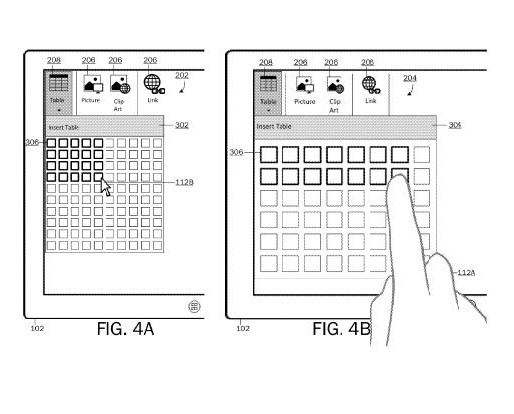 Dynamic UI Patent 1
