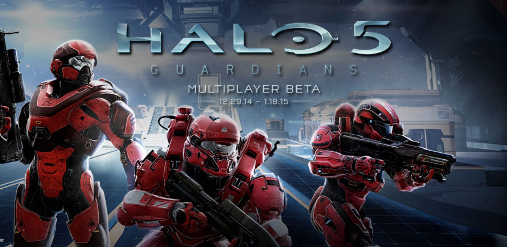 Halo 5: Guardians Multiplayer Beta Officially Launched - MSPoweruser