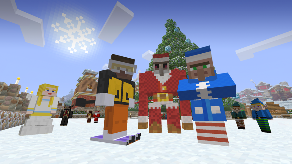 Minecraft Festive Pack