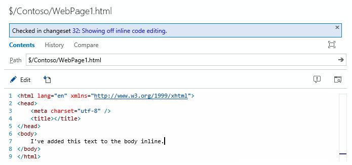 Quick Code Editing
