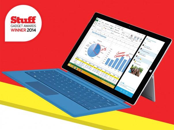 Stuff Surface Pro 3