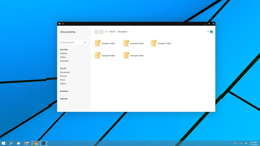 Microsoft may bring huge changes to Windows Settings and File Explorer with Windows 10