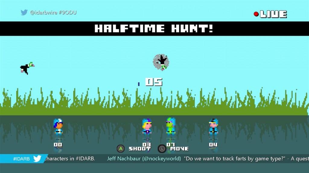 #IDARB Xbox One
