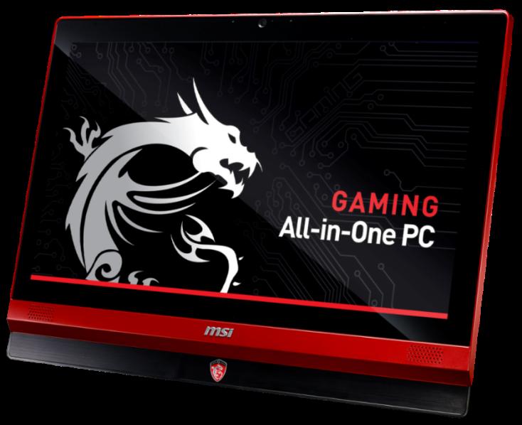 MSI AG240 Gaming PC