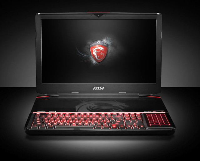MSI GT80 Gaming Laptop