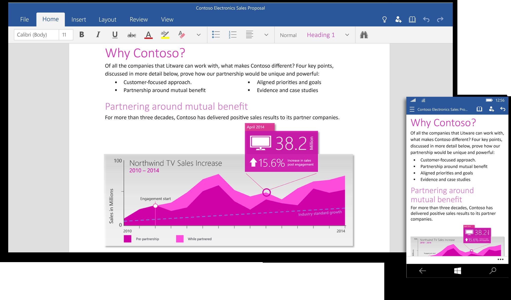 Office Word Windows 10