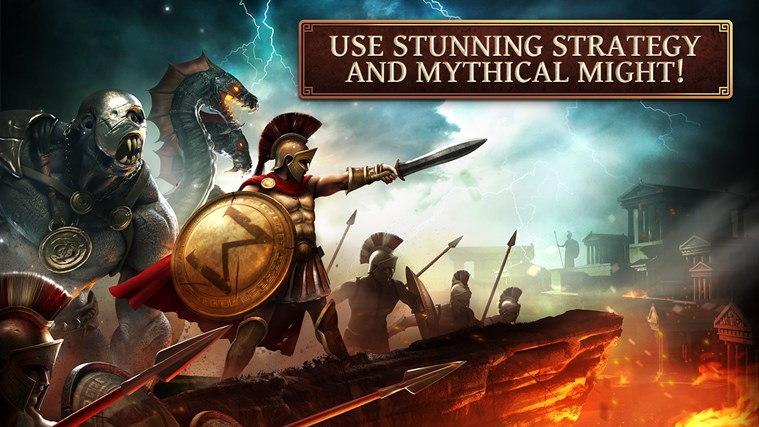 Age of Sparta Windows Store
