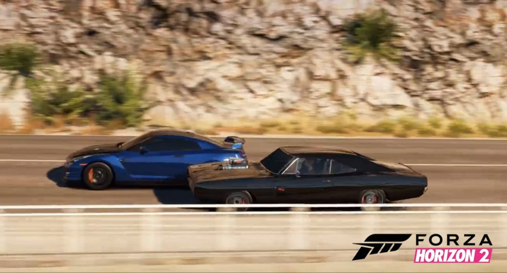 Fast And Furious Forza