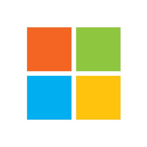 Microsoft Logo Alone