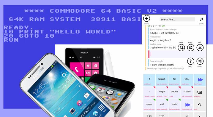 Microsoft TouchDevelop