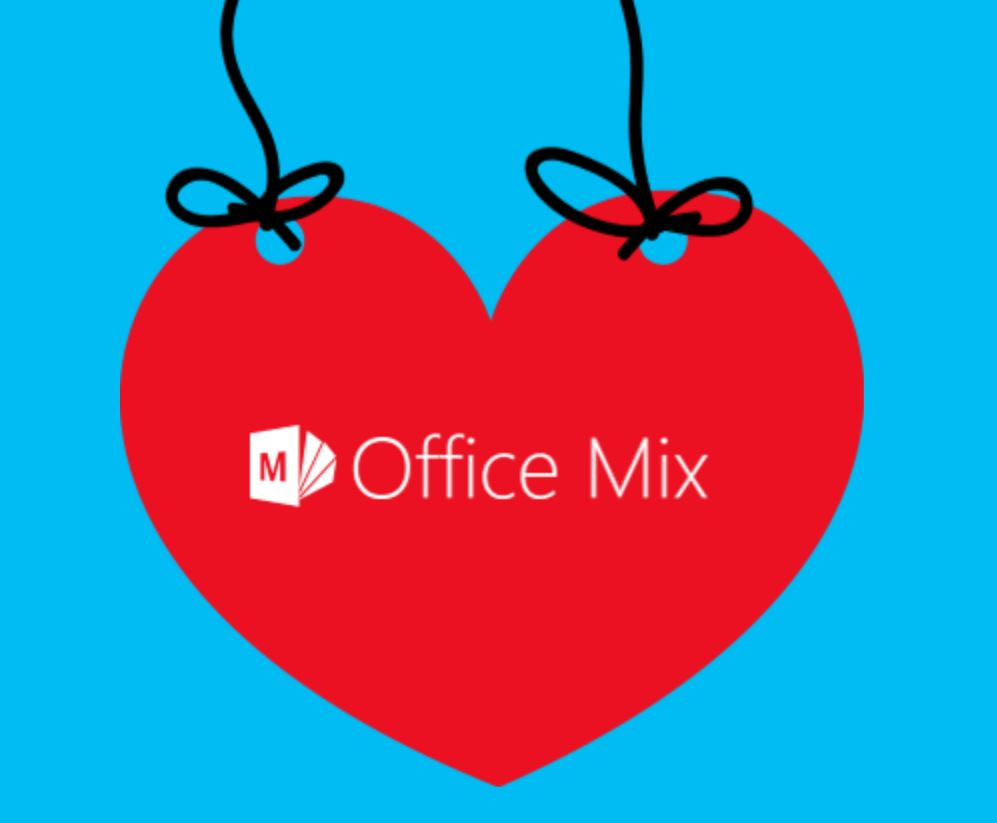 Office Mix Valentines Day'