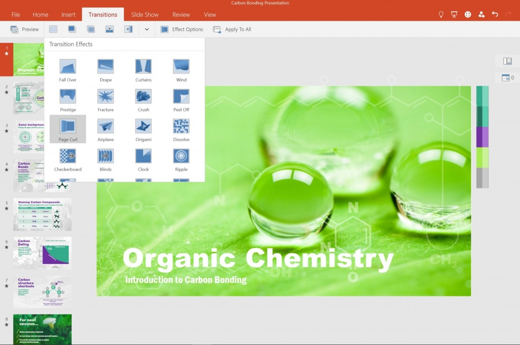 PowerPoint Touch App 2