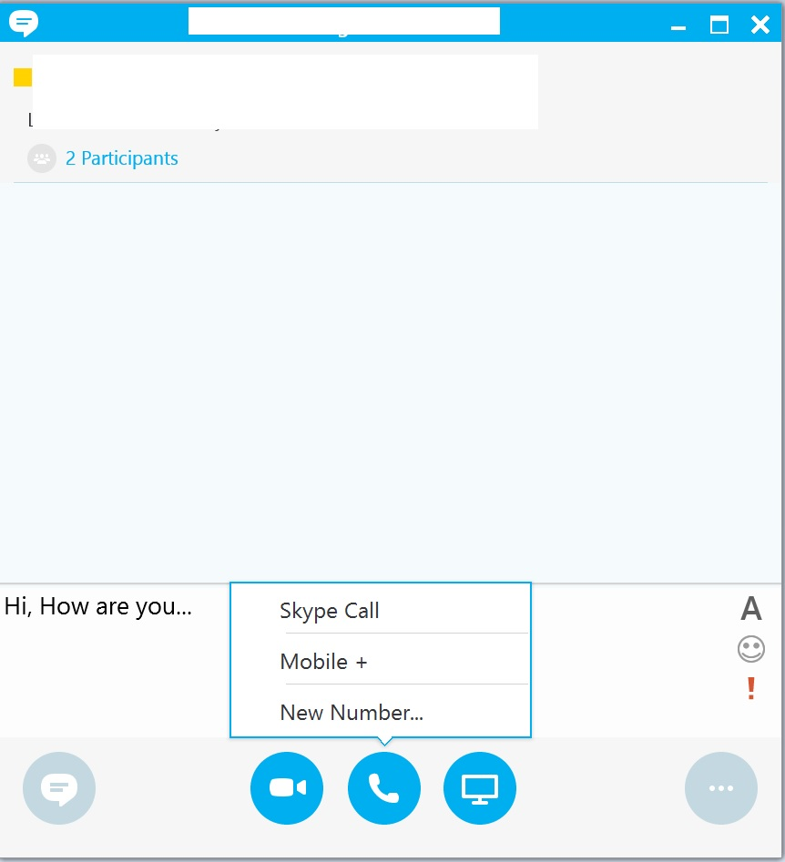 Skype for Business 3
