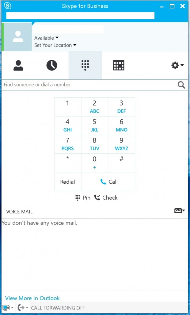 Skype for Business 4