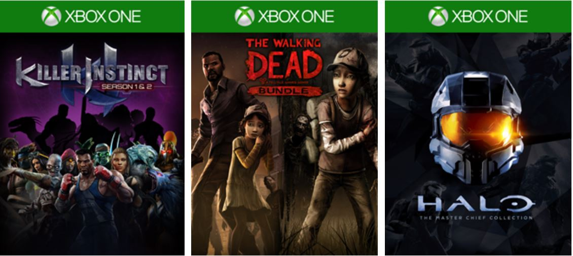 Xbox One Games On Sale : Ultimate game sale weekend bonus offers halo