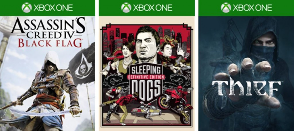 Xbox One Gold Deals Feb