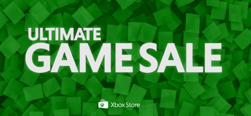 Xbox Store Ultimate Games Sale