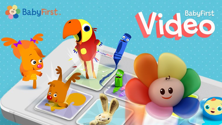 Babyfirst Video App Now Available For Download From