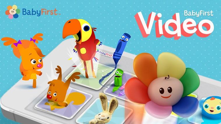 BabyFirst Video Windows Store