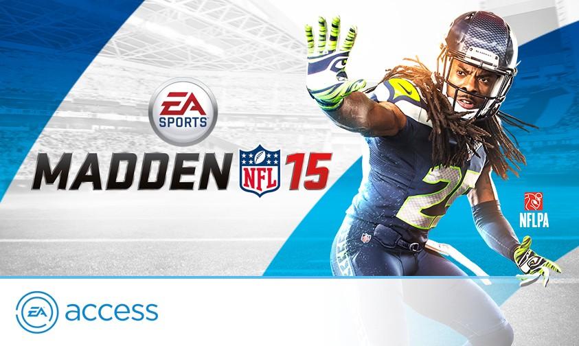 Madden NFL 15 Free