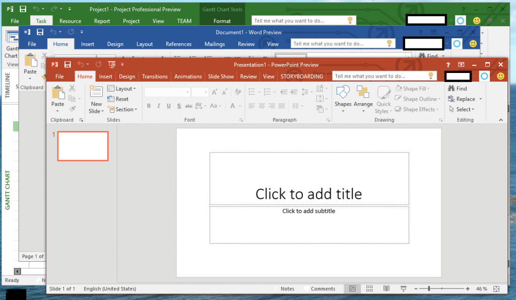 Office 2016 Leaked