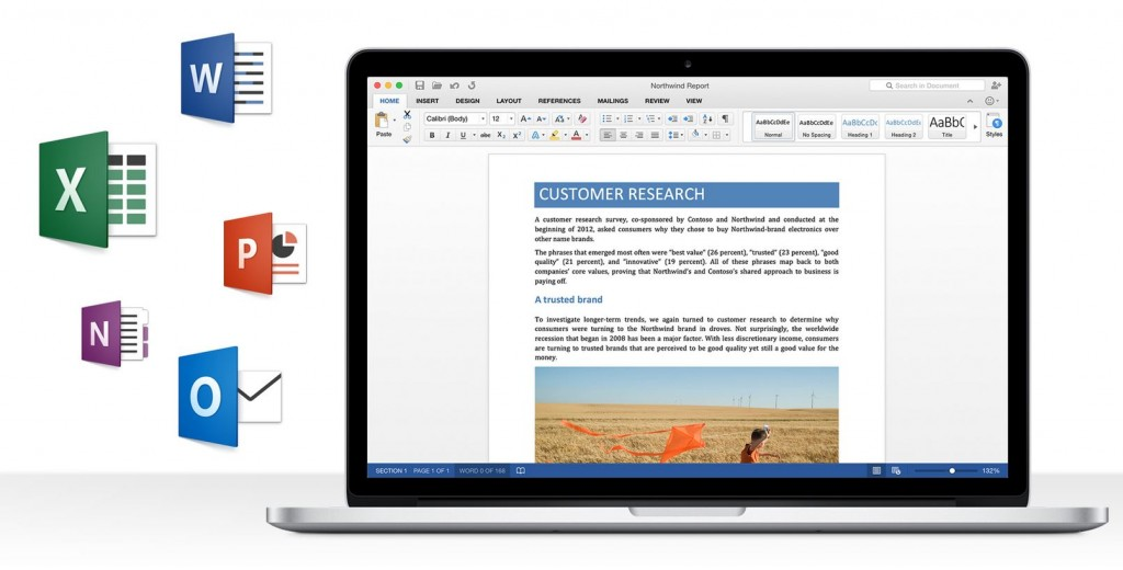 Office for Mac Preview