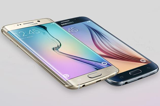 how to order apps samsung s6