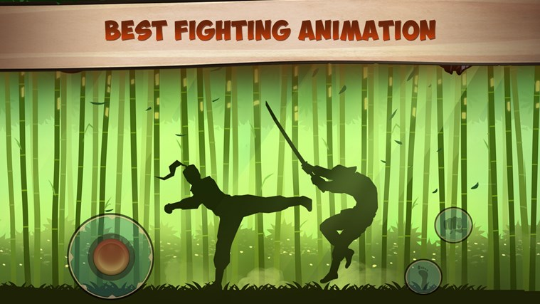 Shadow Fight 2 Windows Store